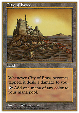 CIUDAD DE BRONCE / CITY OF BRASS (QUINTA EDICION)