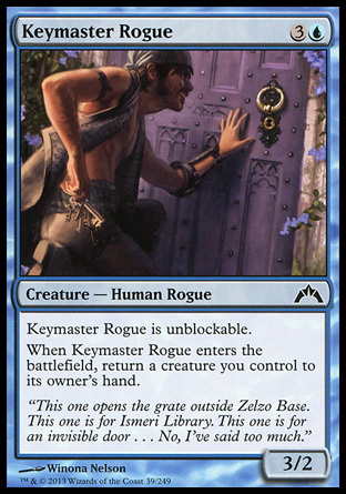BRIBON MAESTRO DE LLAVES / KEYMASTER ROGUE (INTRUSION)
