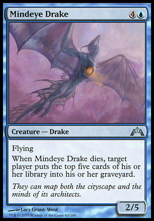 DRACO OJO MENTAL / MINDEYE DRAKE (INTRUSION)