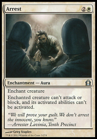 ARRESTO / ARREST (REGRESO RAVNICA)