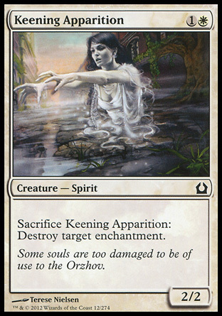APARICION ATORMENTADA / KEENING APPARITION (REGRESO RAVNICA)