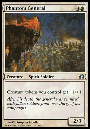 GENERAL FANTASMA / PHANTOM GENERAL (REGRESO RAVNICA)
