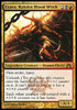 EXAVA, BRUJA SANGRIENTA RAKDOS / EXAVA, RAKDOS BLOOD WITCH (LABERINTO DEL DRAGON)