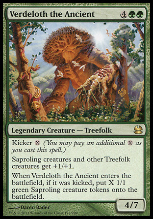 VERDELOTH EL ANTIGUO / VERDELOTH THE ANCIENT (MODERN MASTERS)