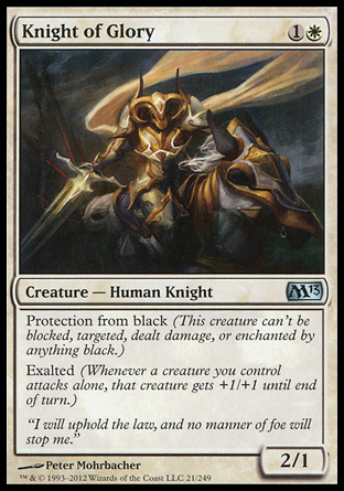 CABALLERO DE LA GLORIA / KNIGHT OF GLORY (M13)