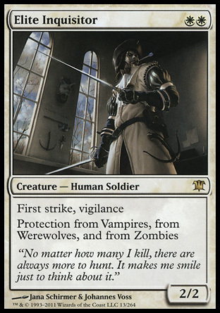 INQUISIDOR DE ELITE / ELITE INQUISITOR (INNISTRAD)