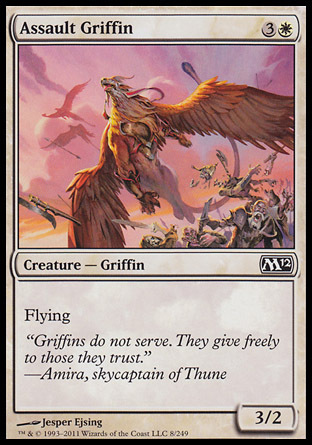 GRIFO DE ASALTO / ASSAULT GRIFFIN (M12)