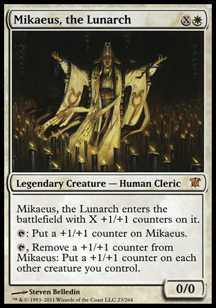 MIKAEUS, EL LUNARCA / MIKAEUS, THE LUNARCH (INNISTRAD)