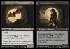 MURCIELAGO CHILLON/VAMPIRO ACECHANTE / SCREECHING BAT/STALKING VAMPIRE (INNISTRAD)