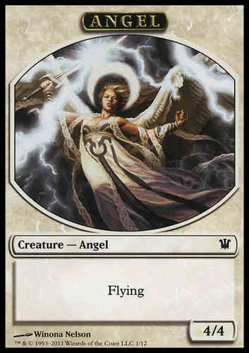 TOKEN ANGEL / ANGEL TOKEN (INNISTRAD)