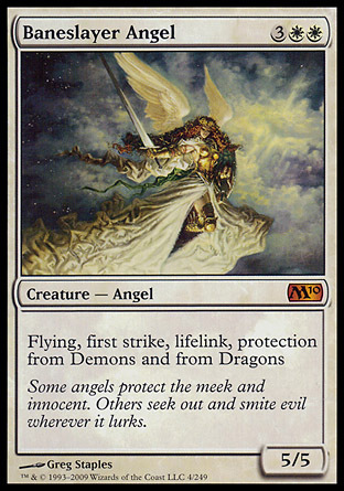 ANGEL MATADEMONIOS / BANESLAYER ANGEL (M10)