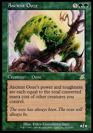 CIENO ANTIGUO / ANCIENT OOZE (AZOTE)