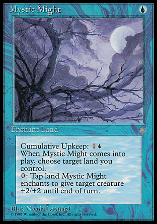PODER MISTICO / MYSTIC MIGHT (ERA GLACIAL)