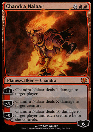 CHANDRA NALAAR (DUEL DECKS: JACE VS CHANDRA)
