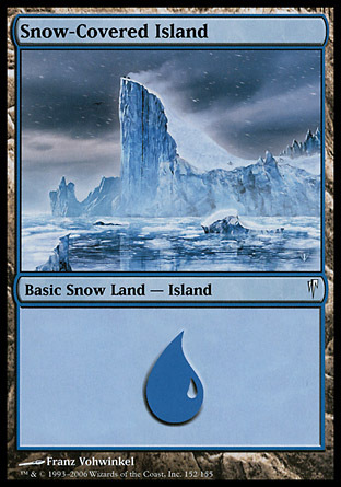 ISLA NEVADA / SNOW-COVERED ISLAND (OLA DE FRIO)