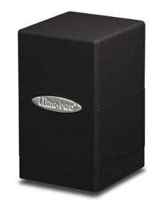 CAJA MAZO ULTRAPRO SATIN TOWER (NEGRA)