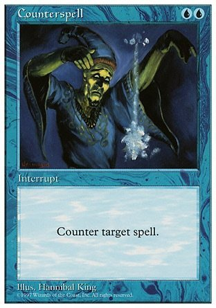 CONTRAHECHIZO / COUNTERSPELL (QUINTA)