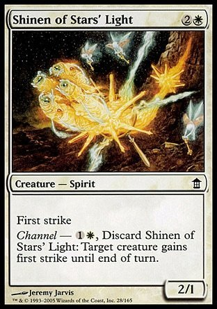 SHINEN DE LA LUZ ESTELAR / SHINEN OF STARS' LIGHT (SALVADORES KAMIGAWA)