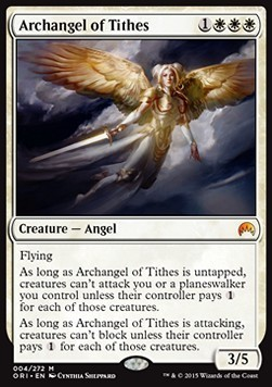 ARCANGEL DE LOS DIEZMOS / ARCHANGEL OF TITHES (MAGIC ORIGENES)