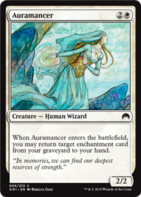 AURAMANTE / AURAMANCER (MAGIC ORIGENES)