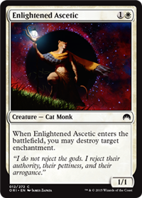 ASCETA ILUMINADA / ENLIGHTENED ASCETIC (MAGIC ORIGENES)