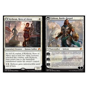 KYTHEON HEROE DE AKROS - GIDEON FORJADO EN LA BATALLA / KYTHEON HERO OF AKROS - GIDEON BATTLE-FORGED