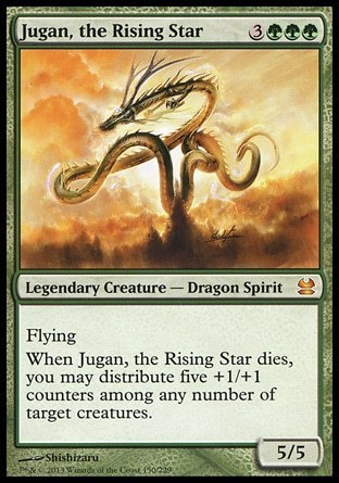 JUGAN LA ESTRELLA ASCENDENTE / JUGAN THE RISING STAR (MODERN MASTERS)