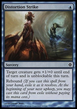 GOLPE DE DISTORSION / DISTORTION STRIKE (LEVANTAMIENTO DE LOS ELDRAZI)