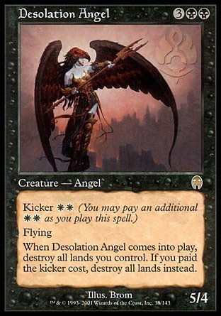 ANGEL DE DESOLACION / DESOLATION ANGEL (APOCALIPSIS)