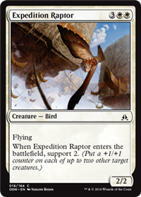 RAPAZ DE EXPEDICION / EXPEDITION RAPTOR (EL JURAMENTO DE LOS GUARDIANES)
