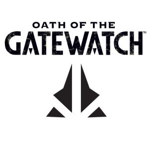 LOTE 100 CARTAS COMUNES OATH OF GATEWATCH (INGLES)