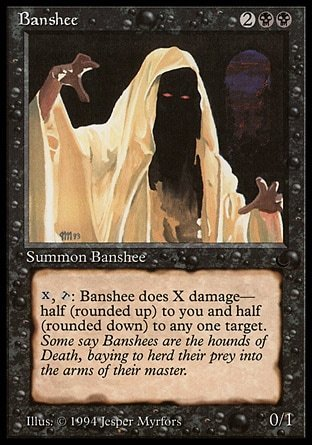 BANSHEE (THE DARK)