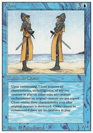 CLON / CLONE (REVISED)