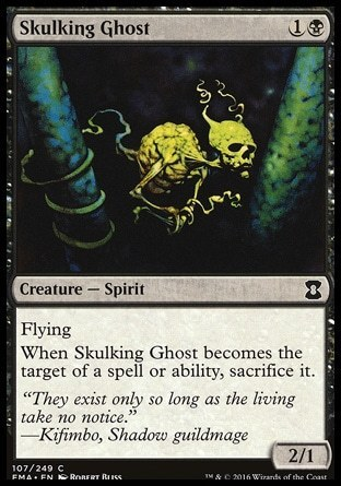 ANIMA HUIDIZA / SKULKING GHOST (ETERNAL MASTERS)