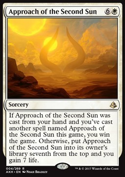 ACERCAMIENTO DEL SEGUNDO SOL / APPROACH OF THE SECOND SUN (AMONKHET)