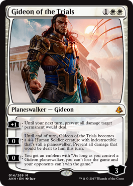GIDEON DE LAS PRUEBAS / GIDEON OF THE TRIALS (AMONKHET)