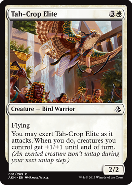 ELITE DE LA SIMIENTE TAH / TAH-CROP ELITE (AMONKHET)