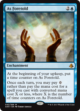 SEGUN LA PROFECIA / AS FORETOLD (AMONKHET)