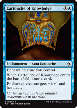 CARTUCHO DE CONOCIMIENTO / CARTOUCHE OF KNOWLEDGE (AMONKHET)