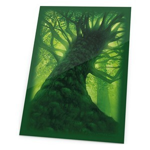 PAQUETE DE FUNDAS ULTIMATE GUARD LANDS EDITION - BOSQUE (80 FUNDAS)