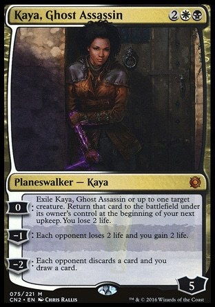 KAYA GHOST ASSASSIN (CONSPIRACY: TAKE THE CROWN)