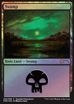 PANTANO / SWAMP (STANDARD SHOWDOWN PROMOS - REBECCA GUAY)