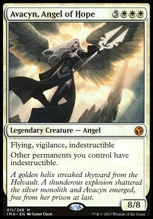 AVACYN ANGEL DE LA ESPERANZA / AVACYN ANGEL OF HOPE (ICONIC MASTERS)