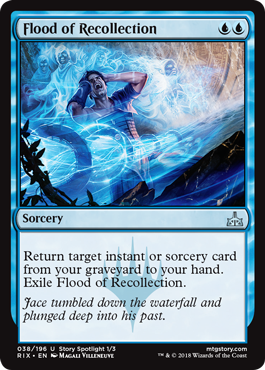 SUMERGIRSE EN EL RECUERDO / FLOOD OF RECOLLECTION (RIVALES DE IXALAN)