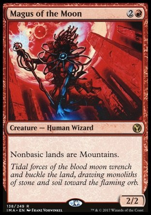 MAGO DE LA LUNA / MAGUS OF THE MOON (ICONIC MASTERS)