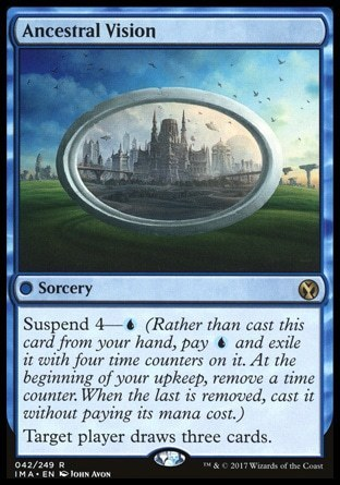 VISION ANCESTRAL / ANCESTRAL VISION (ICONIC MASTERS)