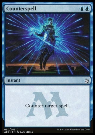 CONTRAHECHIZO / COUNTERSPELL (MASTERS 25)