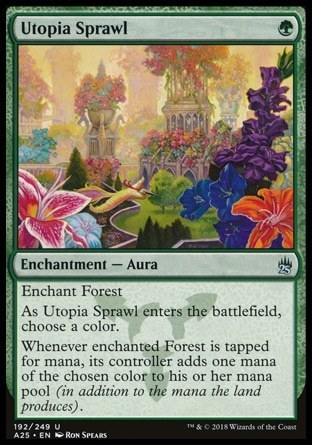 EXPANSION UTOPICA / UTOPIA SPRAWL (MASTERS 25)