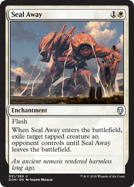 SELLAR / SEAL AWAY (DOMINARIA)