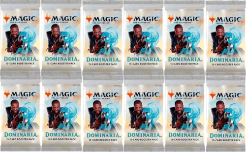 PACK 12x SOBRES DOMINARIA (INGLES)